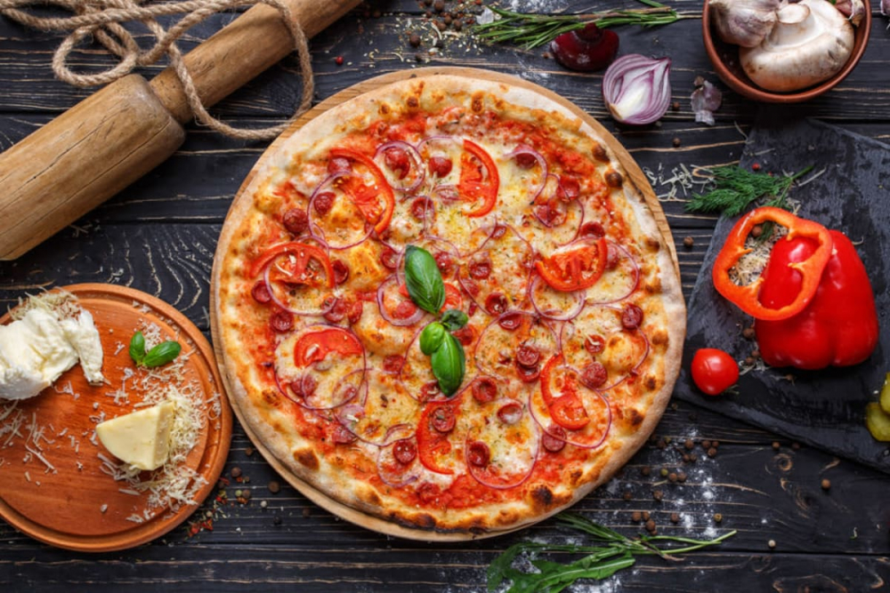 Quick Pizza Tg-Mures cover