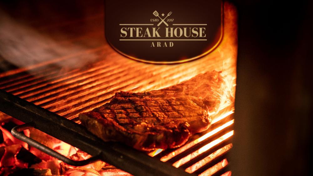 Steak House Arad cover