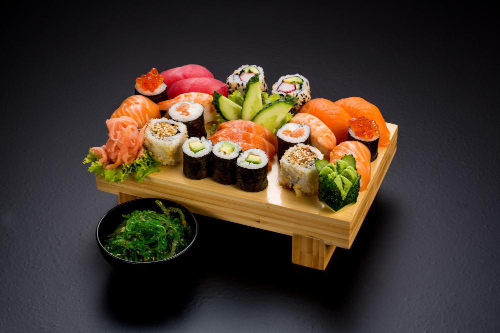 Sushi.ro Kiseleff cover
