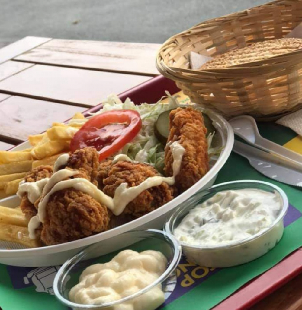 Fast Food Titan cover