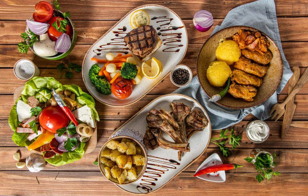 Restaurant Vatra cover