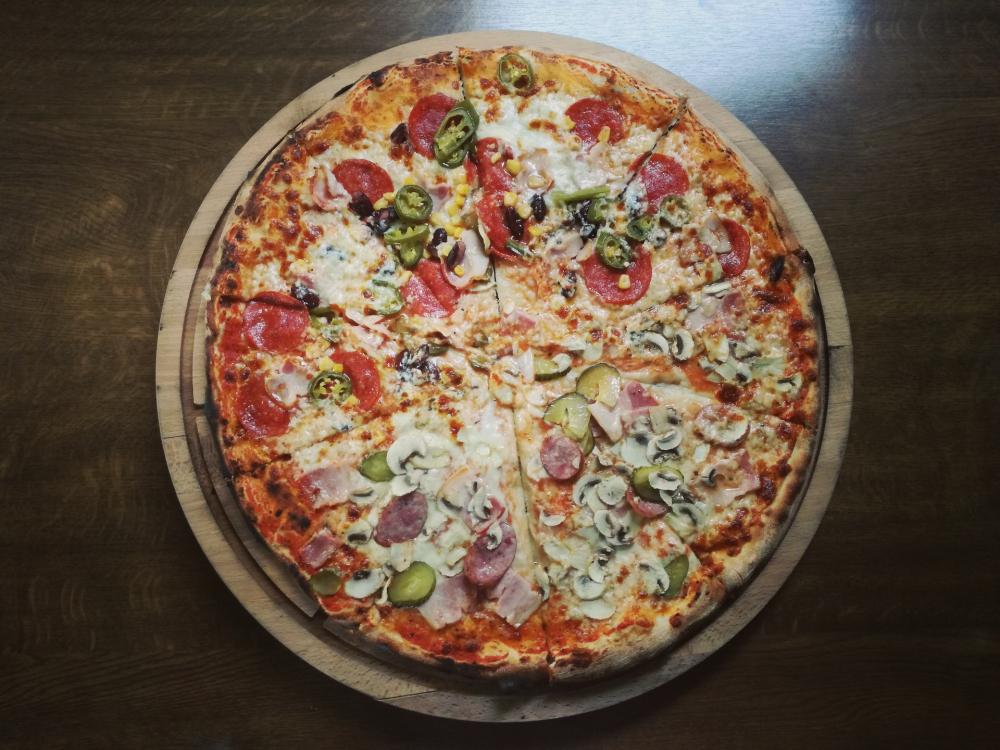 Pizza Grill House Grande cover