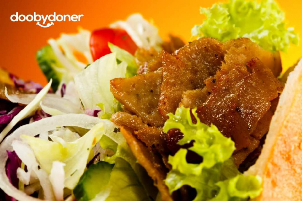 Dooby Doner cover