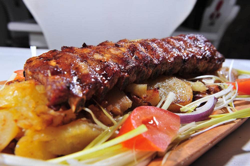 Restaurant Ardelenesc Osanu Centru cover