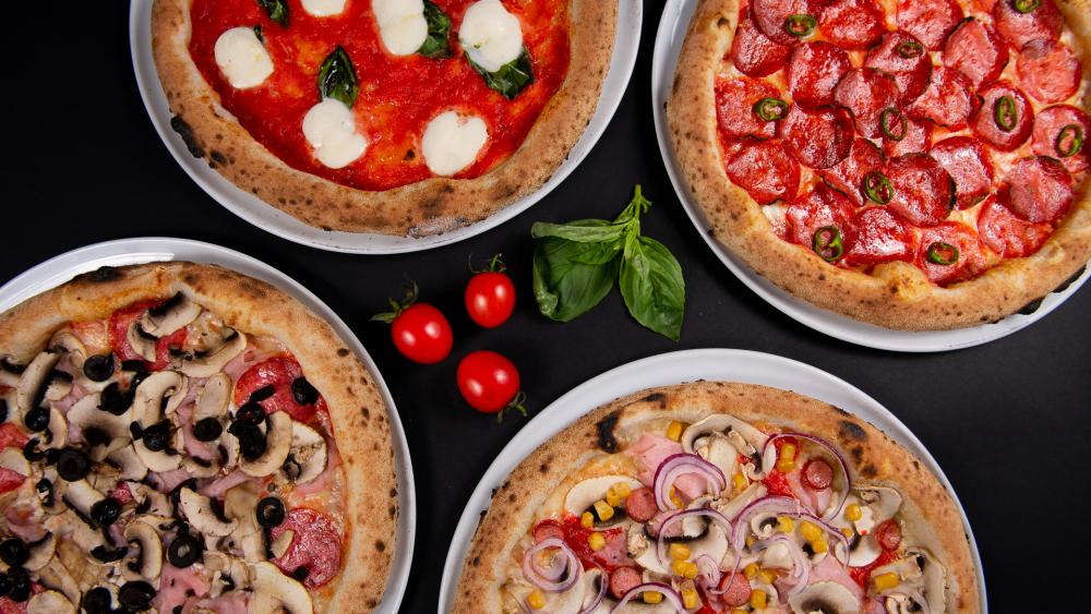 Antico Pizzeria cover