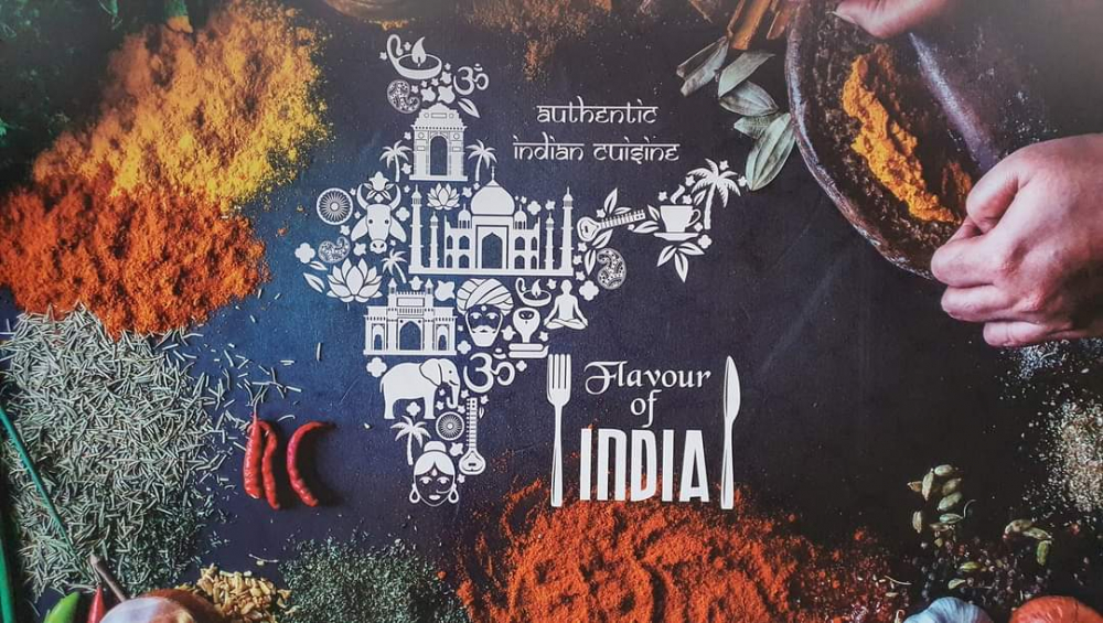 Flavour of India cover