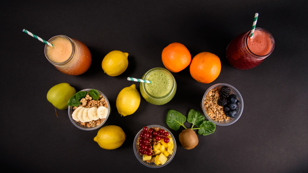 Smoothie Store Constanta cover image