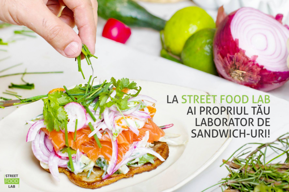 Street Food Lab cover