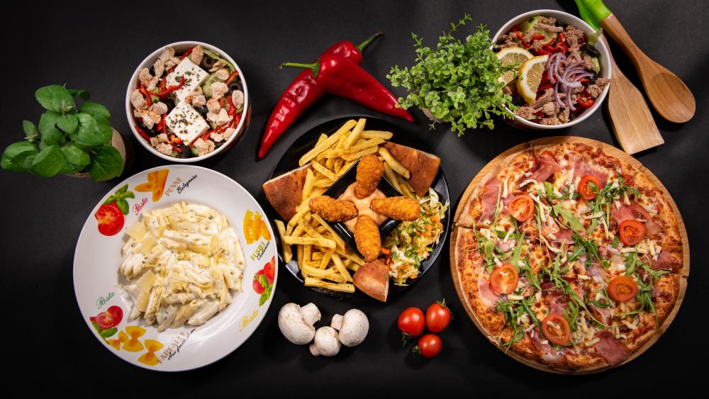 Pizza Delicious cover