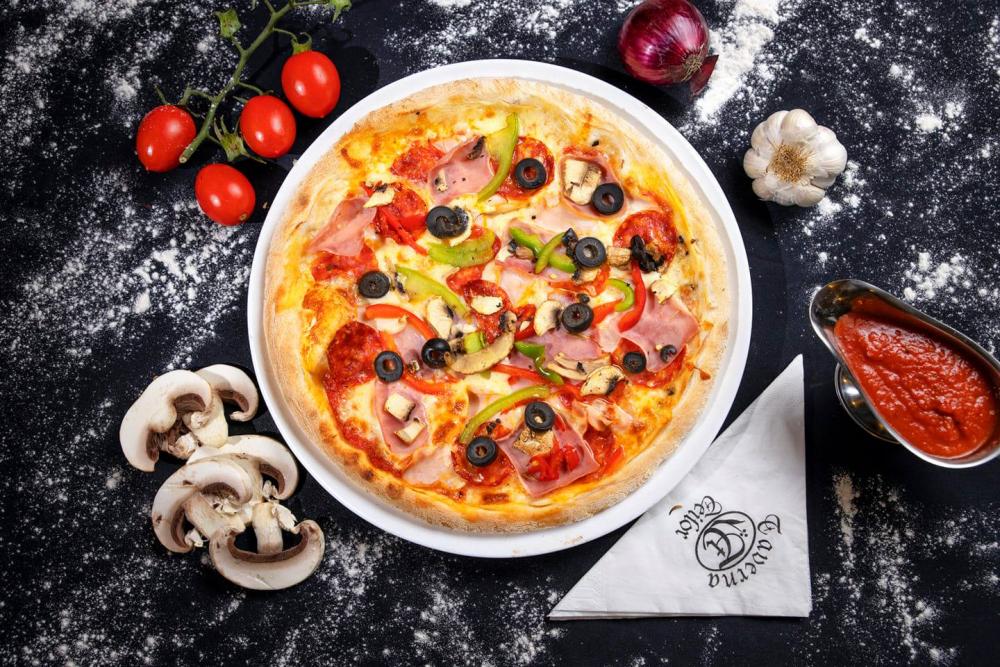 La Vera Pizza cover