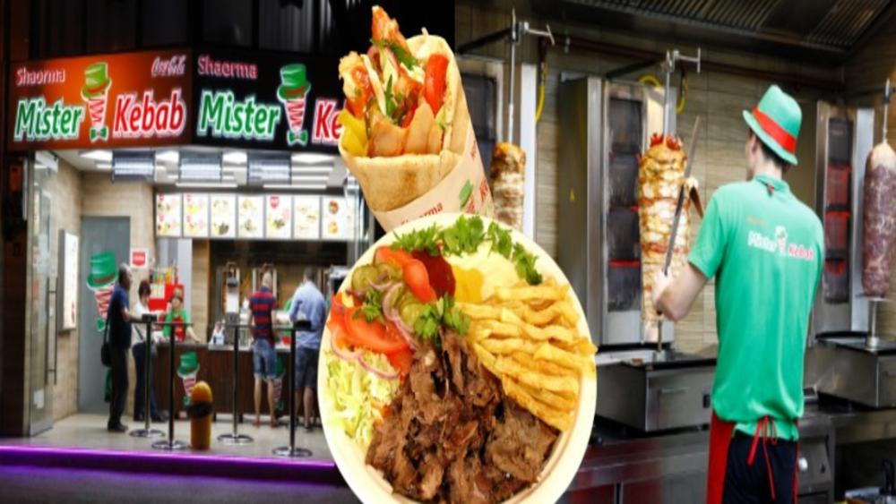 Mister Kebab cover
