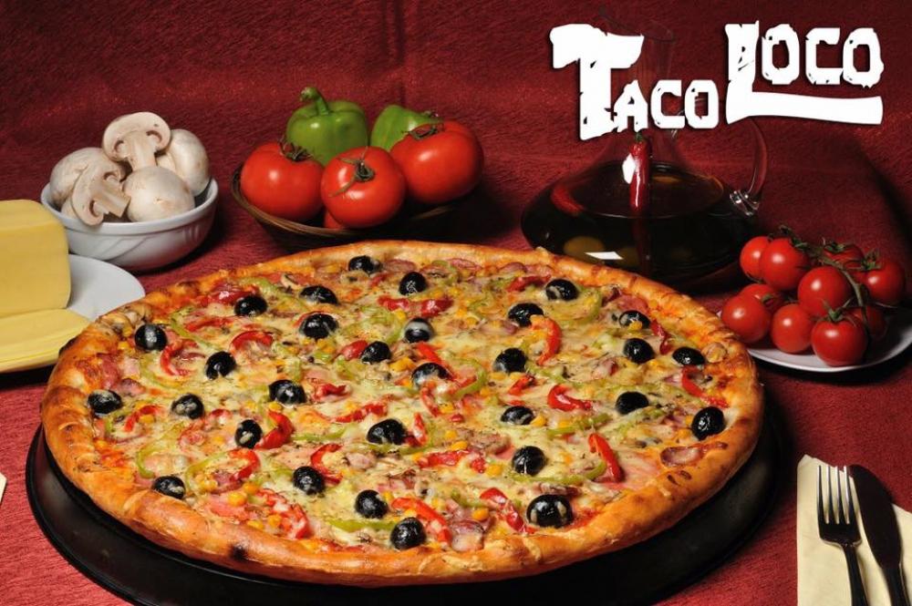 Taco Loco cover