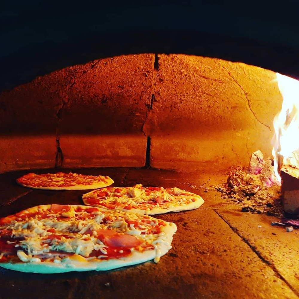 Doppio Pizza cover