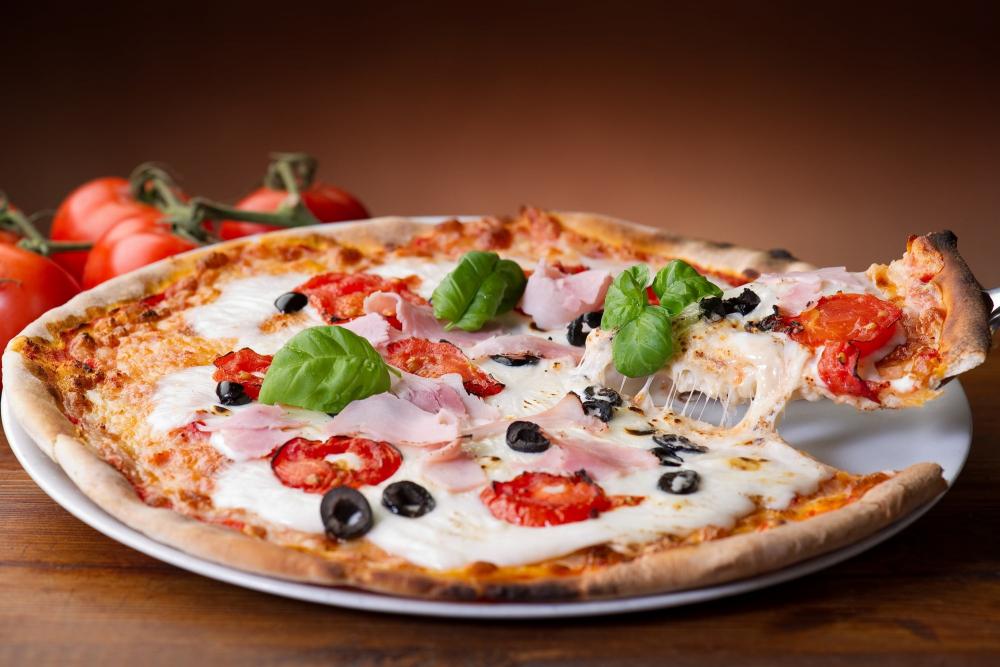 Pizza Grigo cover
