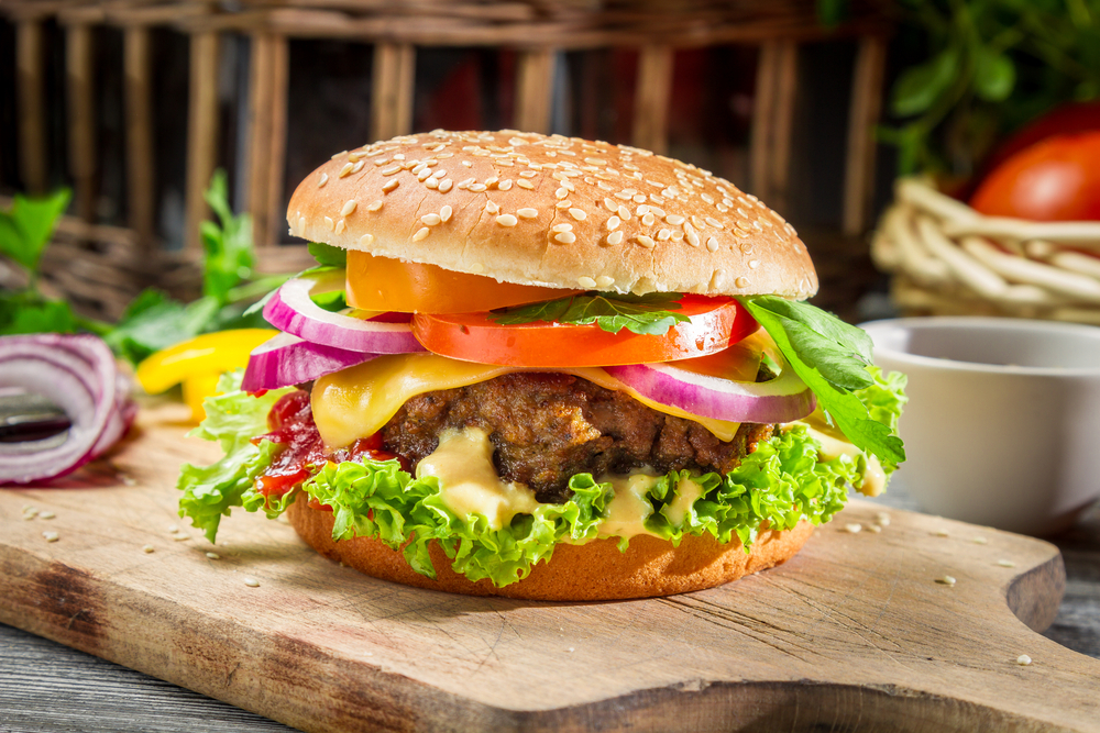 Burgers by Caffeera cover image