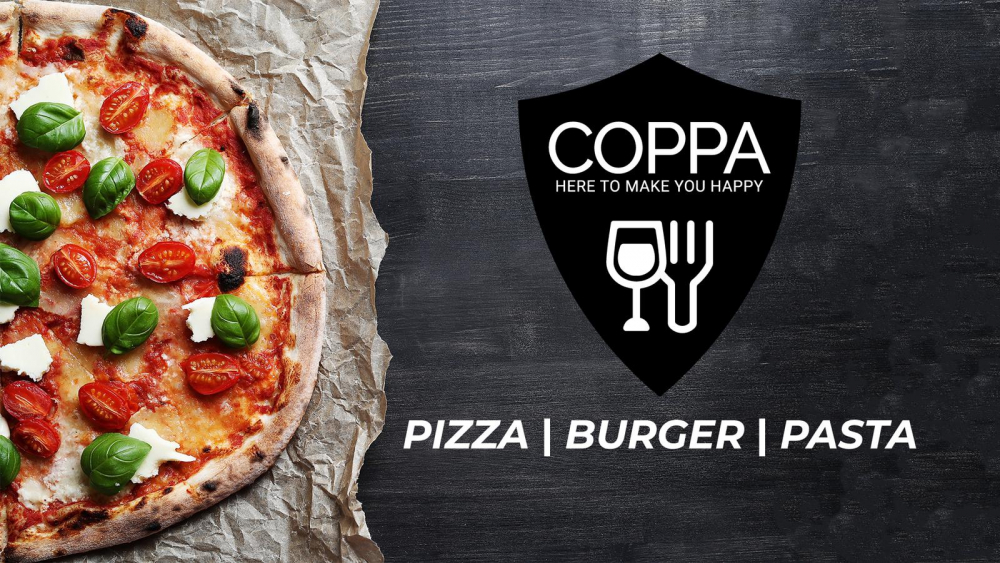 Coppa Food&Drinks cover