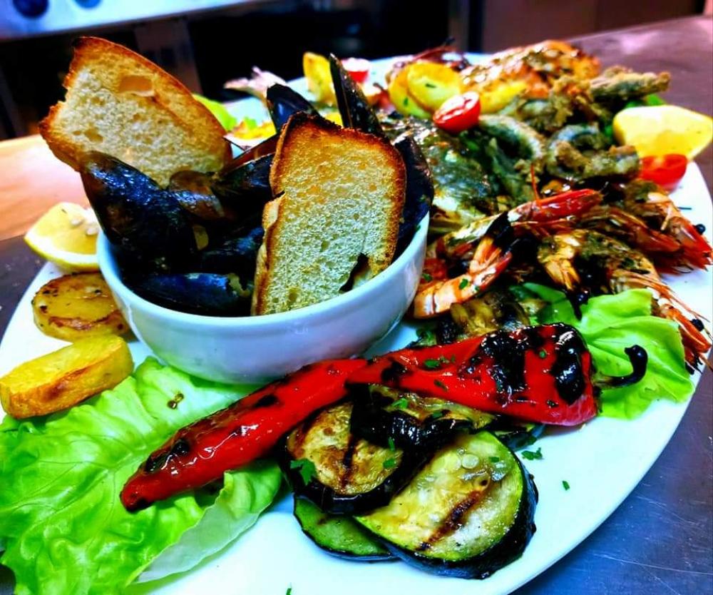 Restaurant La Dolce Vita cover