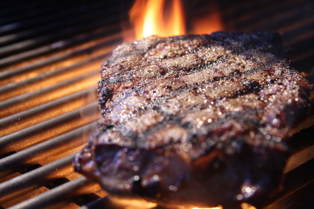 Grill & Steak House by Bacania Campeneasca cover