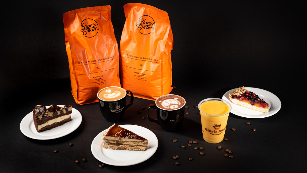 Gloria Jeans` Coffees cover