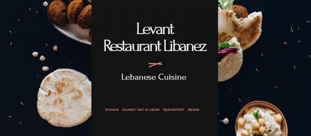 Restaurant Levant cover