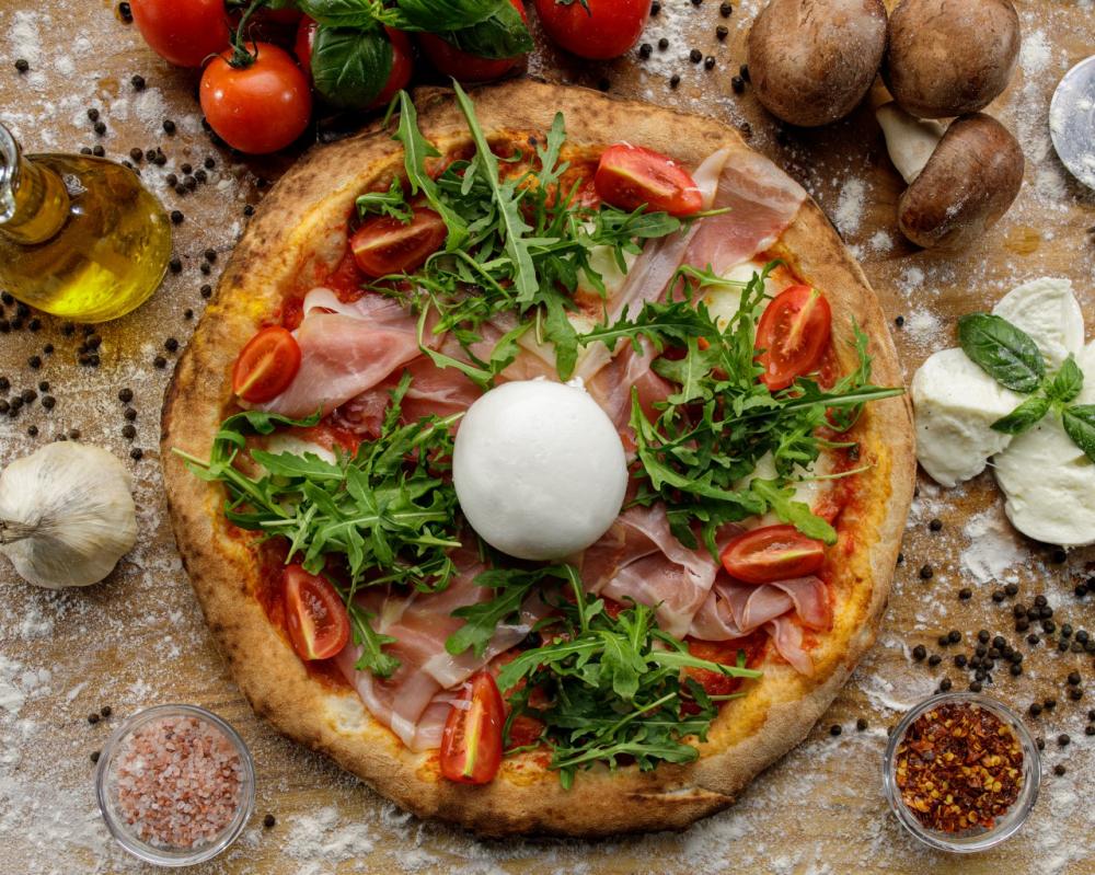 Tap Pizza Brailita cover