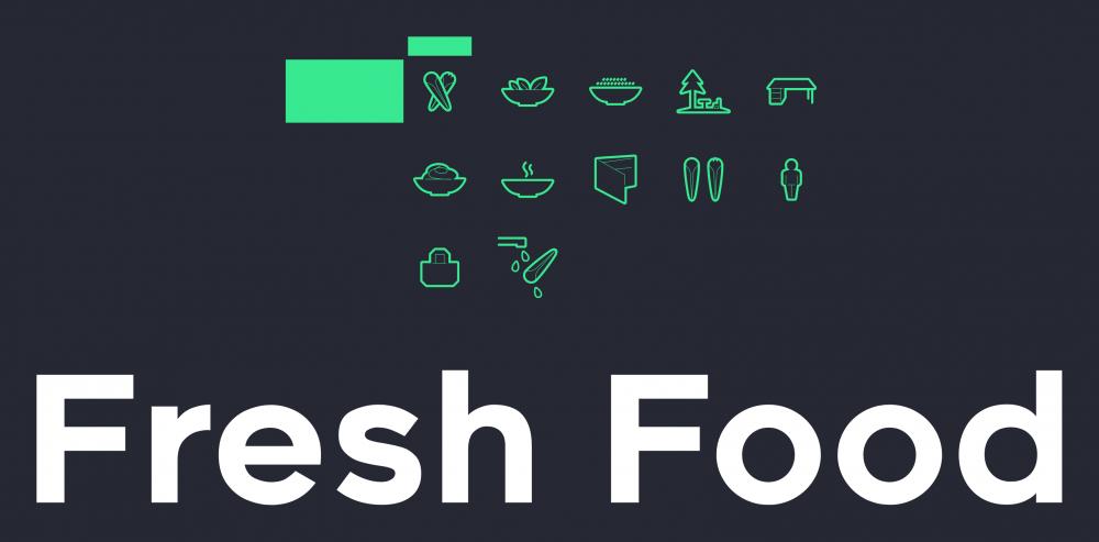 Fresh food cover