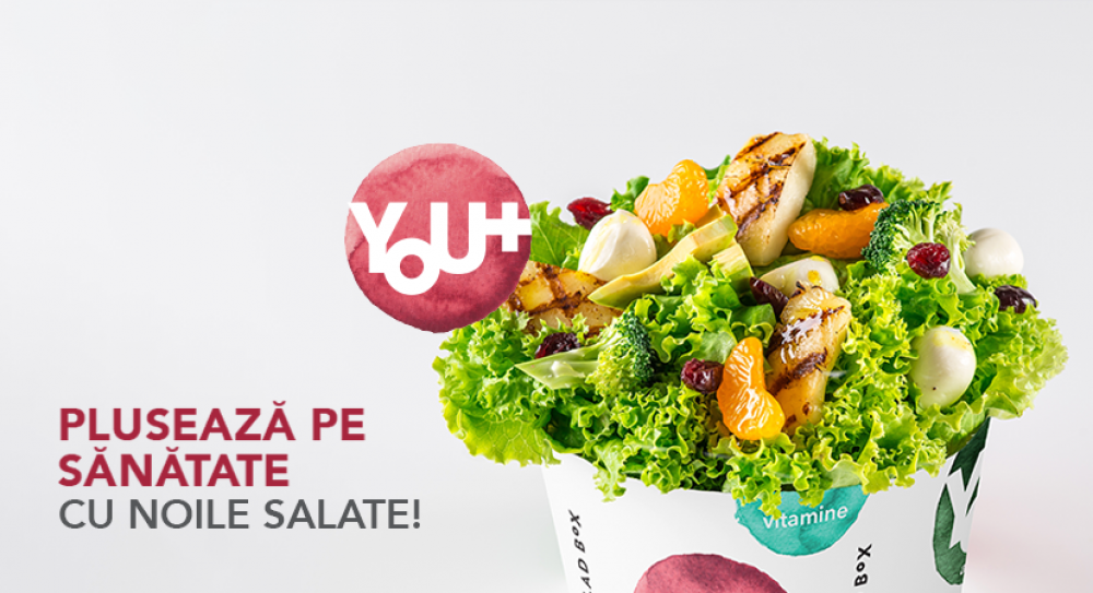 Salad Box Targu Mures cover
