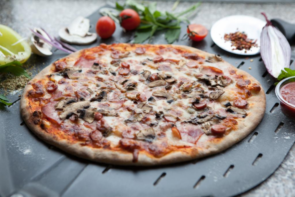 Pizzeria Pollo cover