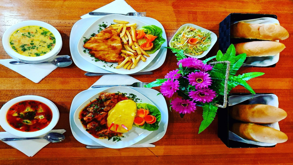 Restaurant Dunarea Albastra cover