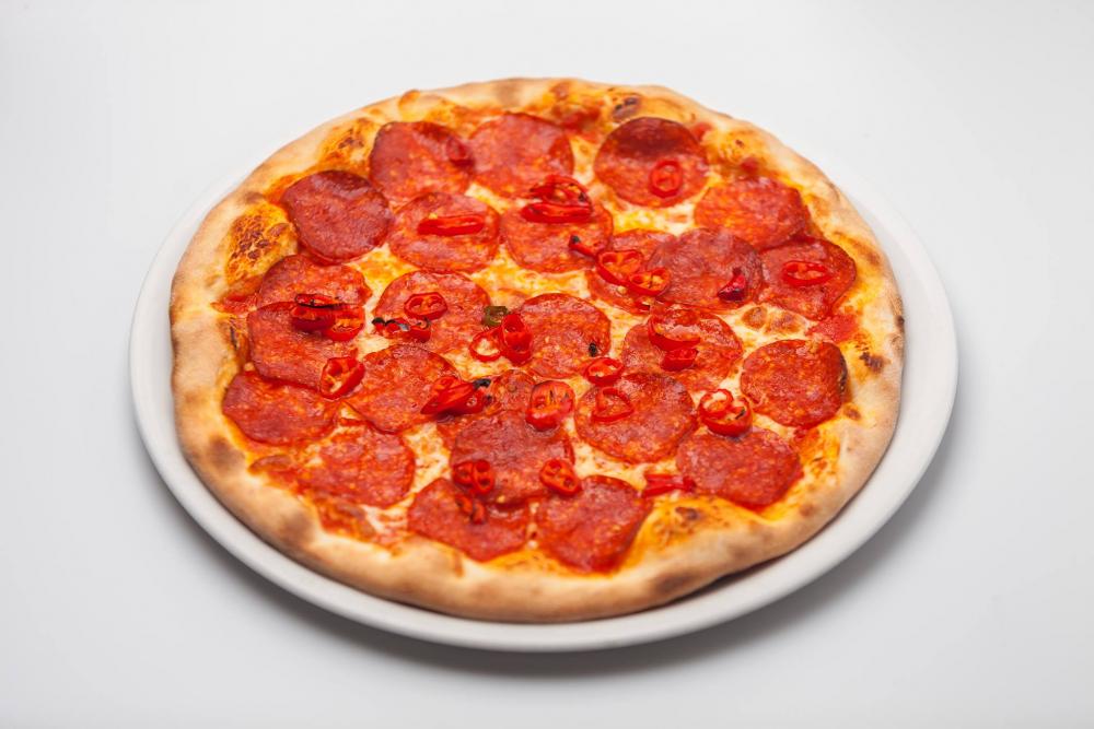 Pizza Napoli cover image