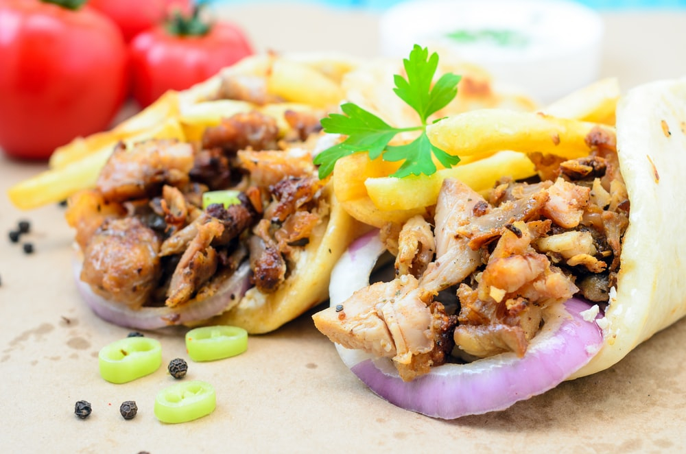 Doner Kebab Giulesti cover