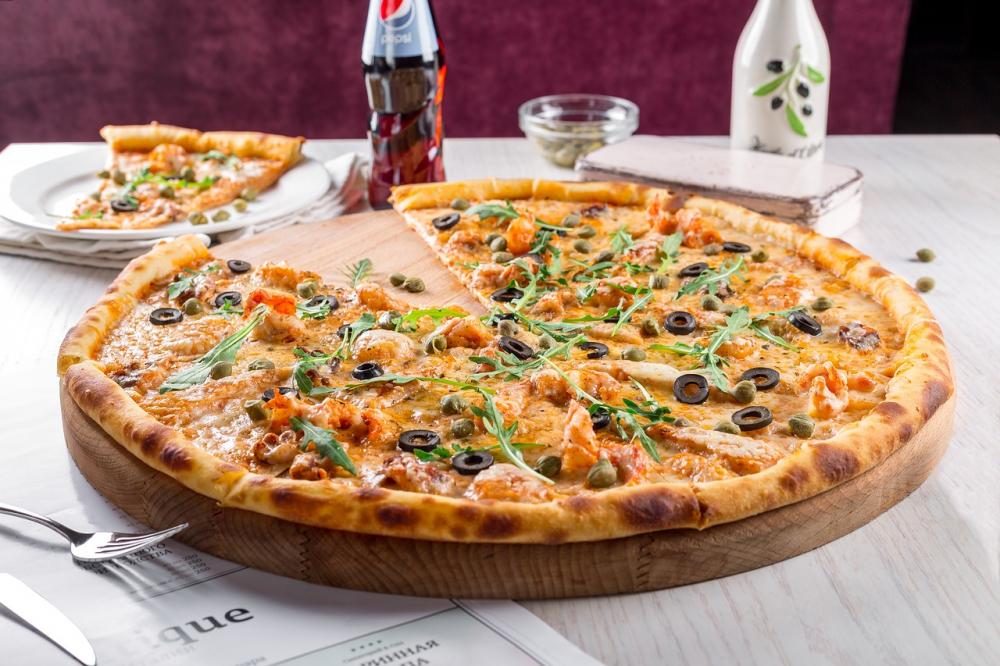 Euro Pizza cover