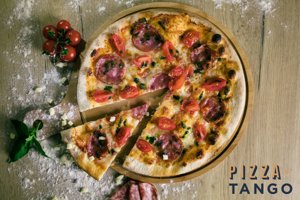 Pizza by Tango cover image