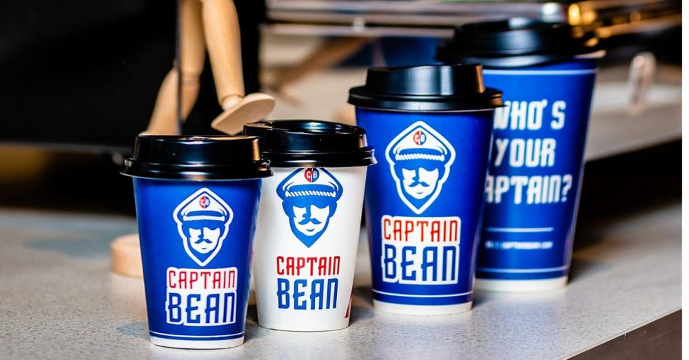 Captain Bean Basarab cover