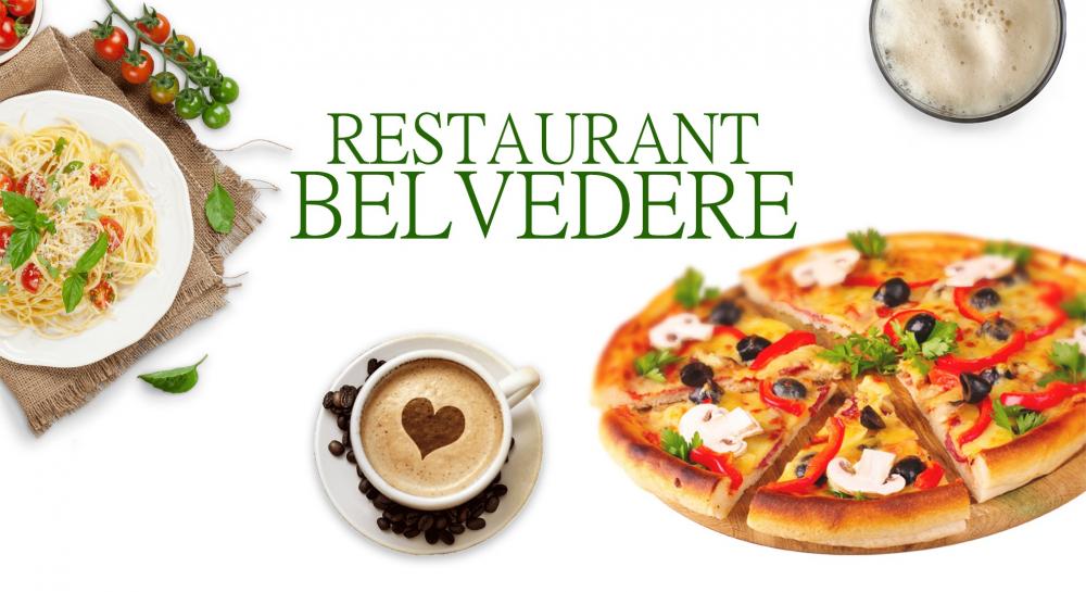 Restaurant Belvedere Arad cover