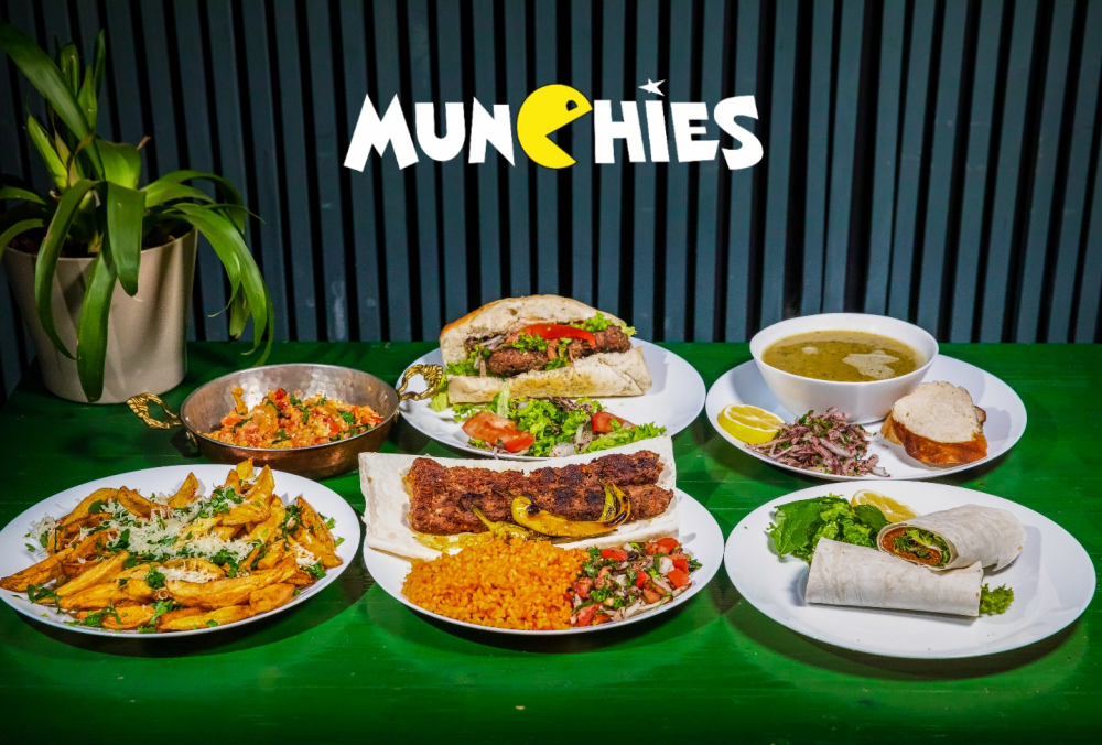 Munchies Food cover