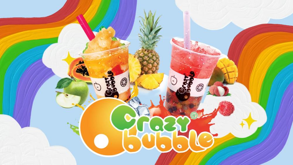 Crazy Bubble cover image