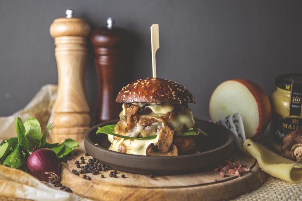 Bun Burger cover image