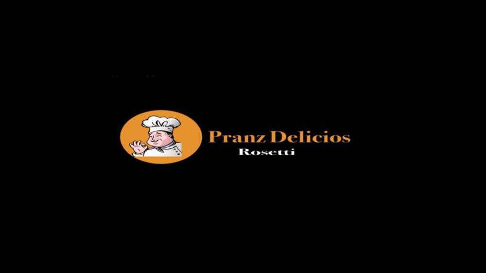 Pranz Delicios Rosetti cover