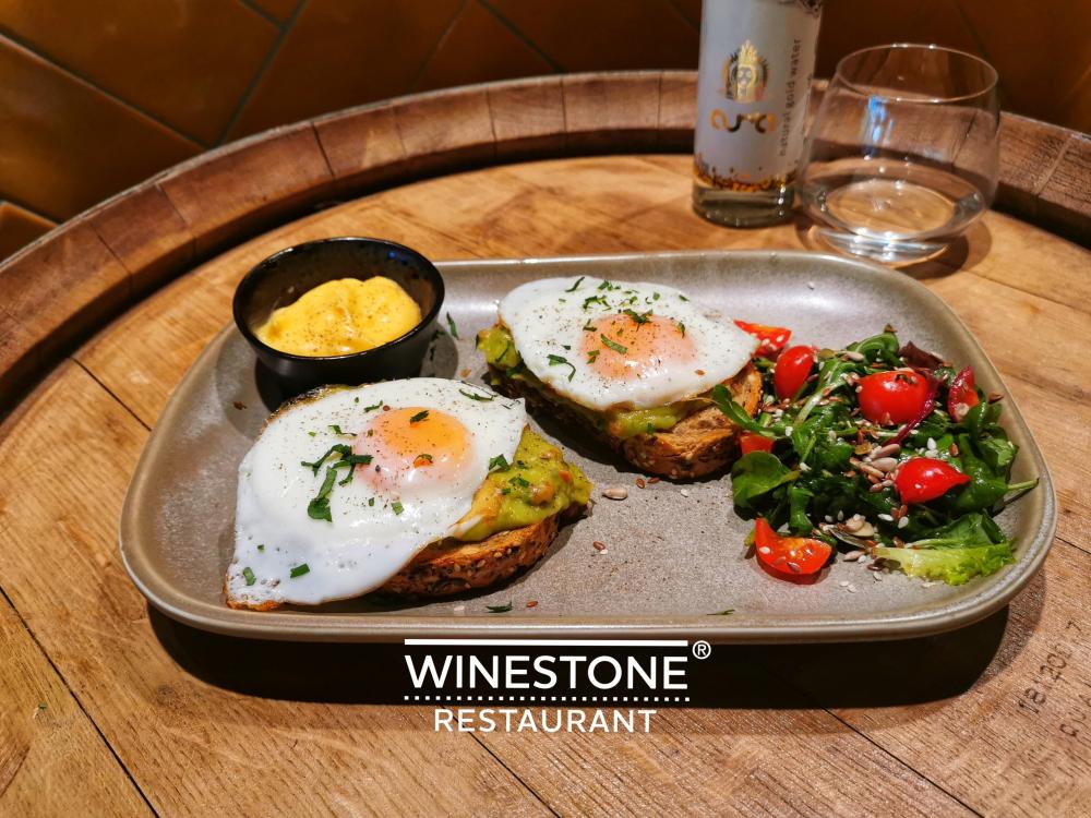 Winestone Breakfast cover