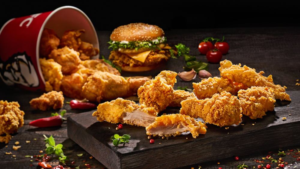 KFC Targu Mures cover