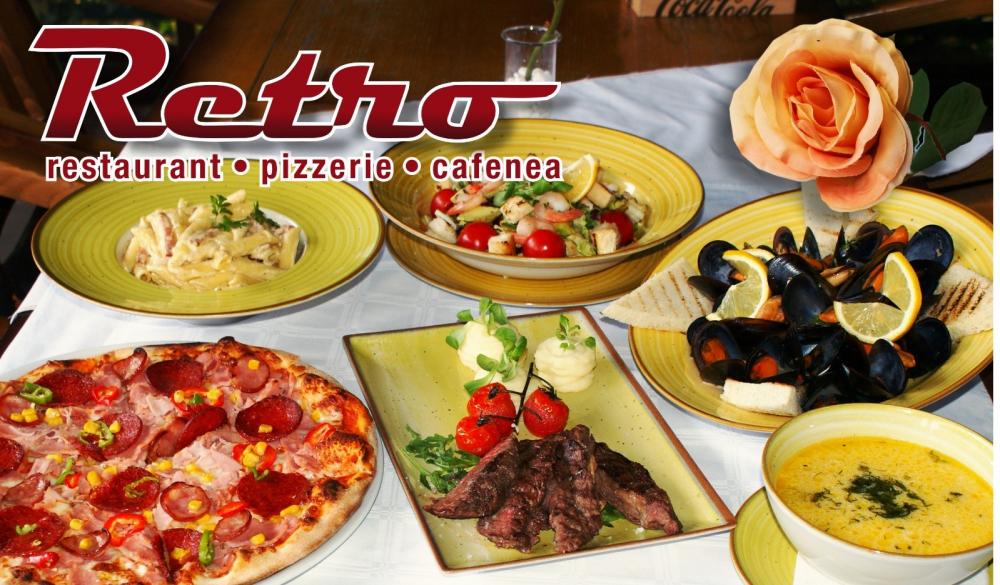Restaurant Retro cover