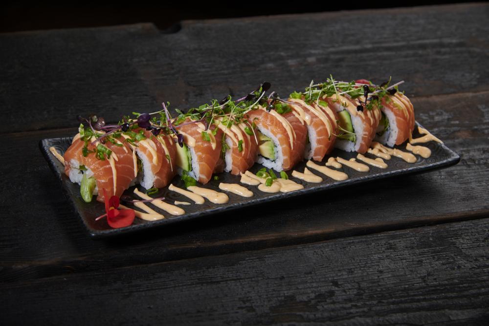 Edo Sushi cover