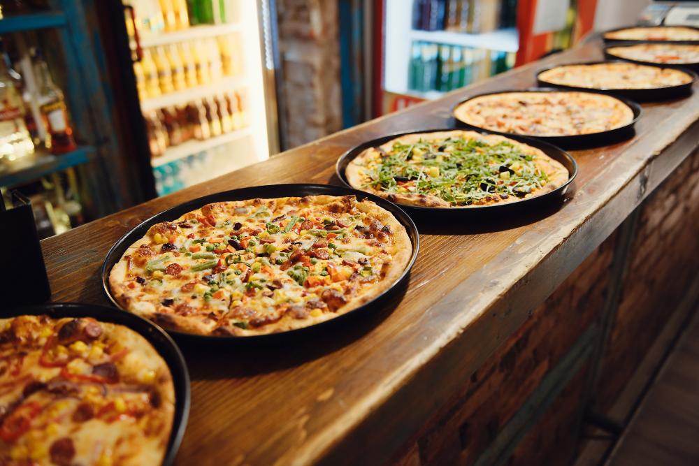 Figo`s Pizza cover