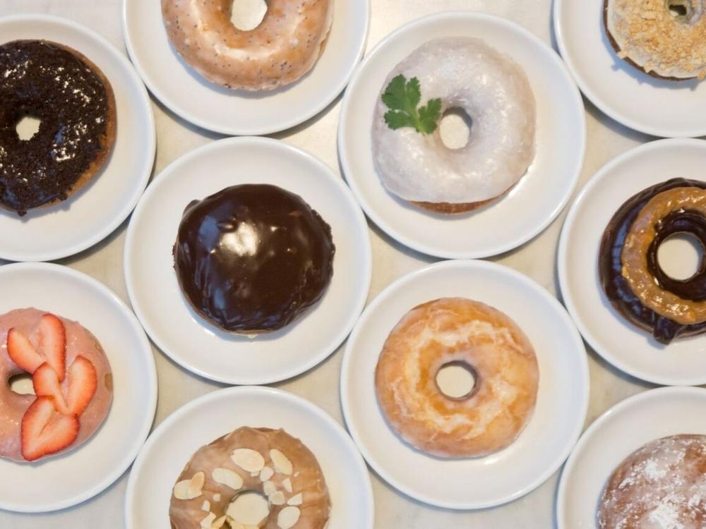 Hello Donuts Vitan cover