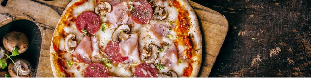 Nostra Pizza Pannini & Delivery cover