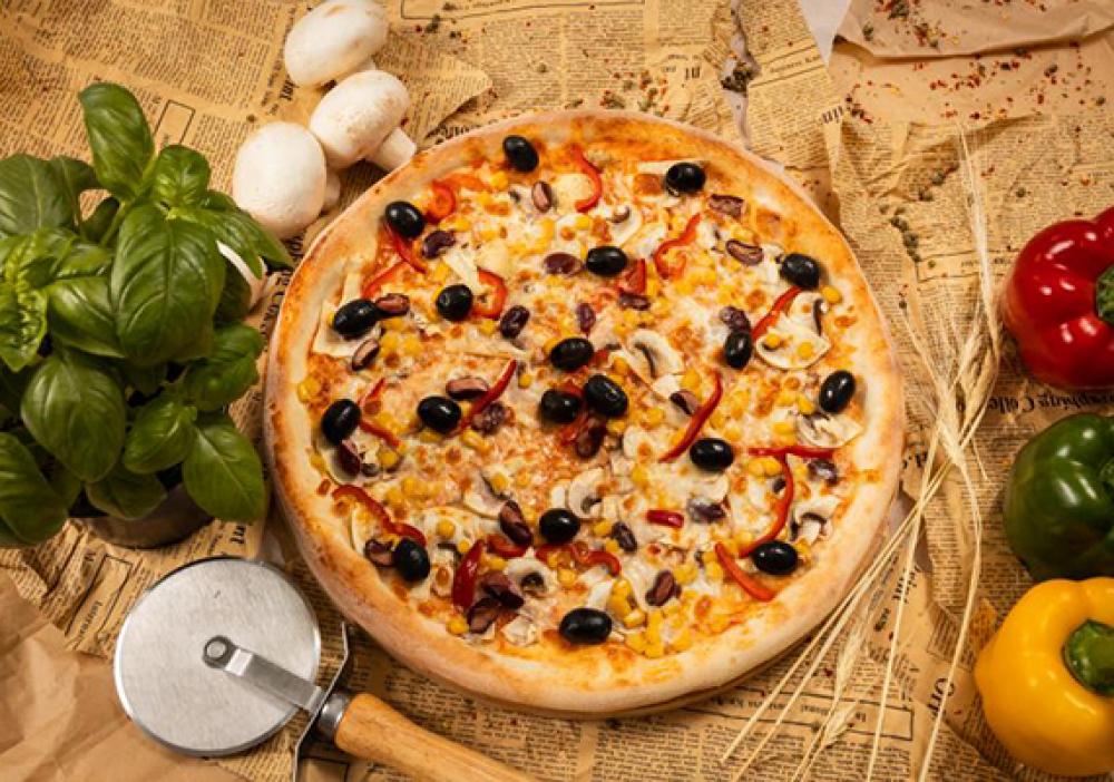 Pizzeria Italiana cover