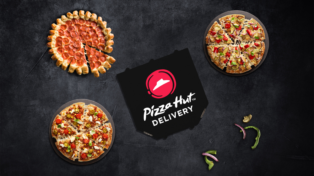 Pizza Hut Delivery Auchan cover