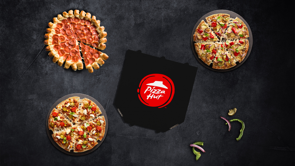 Pizza Hut VIVO cover