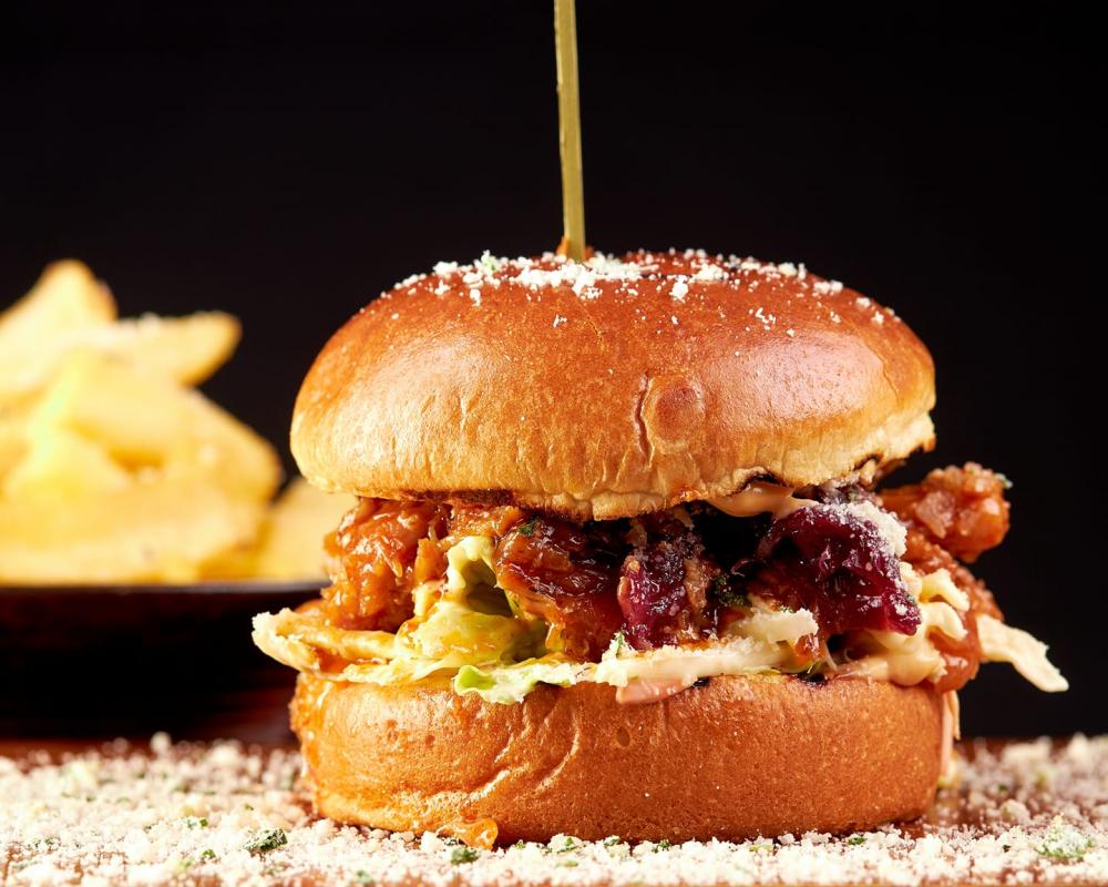 Burger Hub A. I. Cuza cover